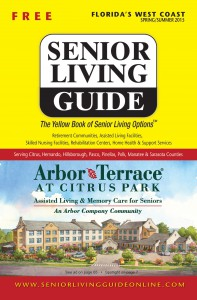 Senior Living Guide - Spring/Summer 2015 issue
